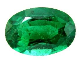 oval cut emerald